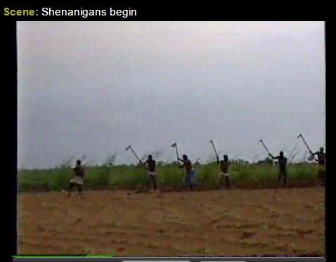 7 EVIA Video Archive - Shenanigans Begin