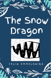 book cover for the Snow Dragon chapter book about Kazakhstan